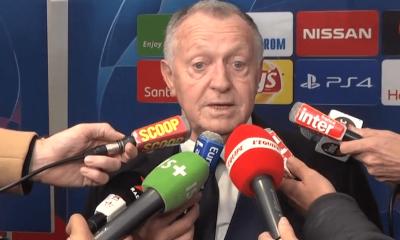 """Aulas annonce qu'il serait """"fier"""" de vendre un joueur au PSG, sans oublier de s'en plaindre"""