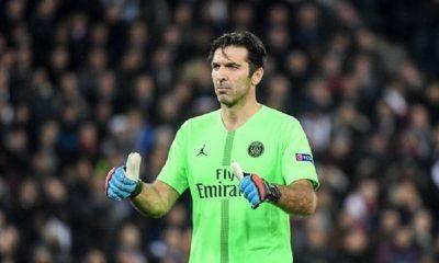 """L'agent de Buffon affirme que """"Lui et le club sont heureux"""" mais laisse le suspense pour l'avenir"""
