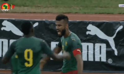 Choupo-Moting buteur lors de la victoire du Cameroun, qui se qualifie pour la CAN 2019
