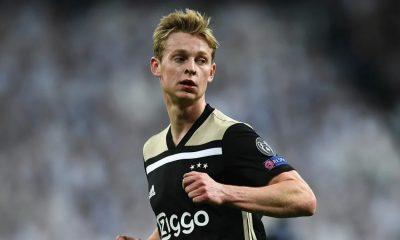Mercato - Barça a pu dépasser le PSG pour De Jong notamment avec l'aide de Nike pour payer son salaire