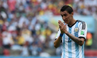 Angel Di Maria victime d'une lésion musculaire et renvoyé à Paris, annonce la Fédération argentine