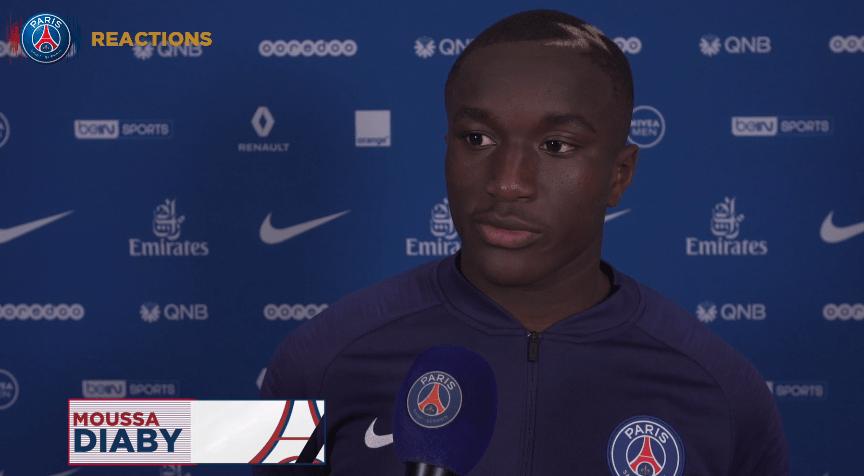 Diaby appelé en Equipe de France U20 pour la trêve internationale de mars et la préparation du Mondial