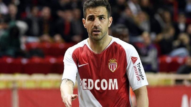 PSG/Monaco - Cesc Fabregas fait partie des joueurs monégasques forfaits