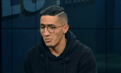 """Fajr """"On a joué quelques jours avant contre le PSG à D'Ornano et tu sentais un peu cette suffisance sur le terrain"""""""