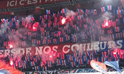 Un groupe de travail sur l'utilisation des fumigènes dans les stades français mis en place par l'INS