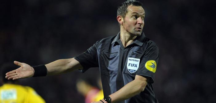 """PSG/Manchester United - Stéphane Lannoy trouve le penalty """"particulièrement sévère"""""""