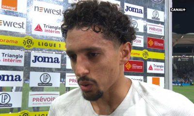 """Toulouse/PSG - Marquinhos """"C'était un match pour retrouver les automatismes"""""""