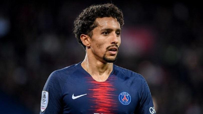 Caen/PSG - Marquinhos évoque le succès, Manchester United et Mbappé