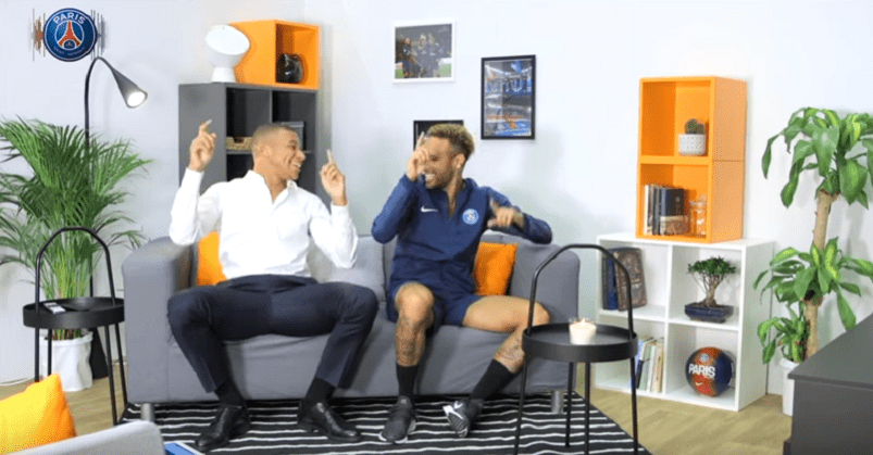 Le PSG est certain de garder Mbappé et Neymar cet été, rapporte L'Equipe