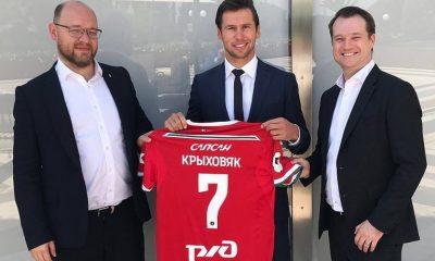 Le Lokomotiv Moscou confirme qu'il va lever l'option d'achat de Krychowiak
