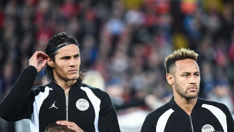 PSG/Manchester United - Neymar au Parc et Cavani difficilement prêt à jouer, indique Téléfoot