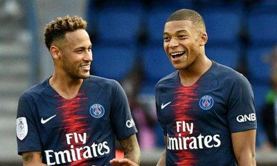 Neymar + Mbappé - PSG
