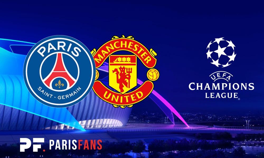 PSG/Manchester United - Les équipes officielles :