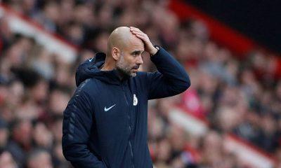 """LDC - Guardiola: """"On ne s'attendait pas à l'élimination du PSG"""""""