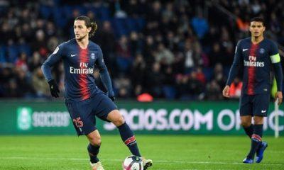 Rabiot a été mis à pied par le PSG, annoncent L'Equipe et RMC Sport