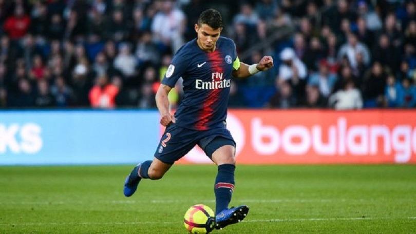 Thiago Silva annonce qu'il va parler avec le PSG à la fin de la saison et qu'il espère gagner la Ligue des Champions