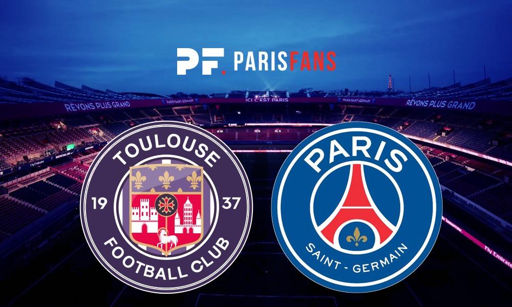 Toulouse/PSG - Le groupe toulousain : 3 absents pour recevoir Paris