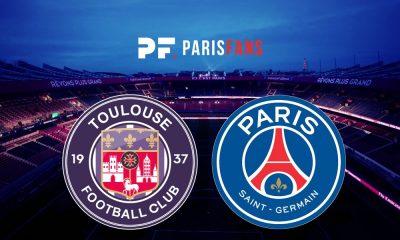 Toulouse/PSG - Les équipes officielles : Bernat au milieu, Verratti sur le banc