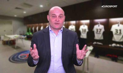 """Guérin: """"Thiago Silva a été un joueur remarquable, Cavani a fait un bien fou, mais il faut tourner la page"""""""