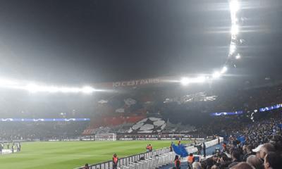 PSG/Manchester United - Vu du Parc, des larmes aux larmes