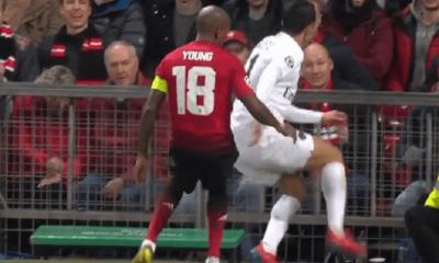 """PSG/Manchester United - Ashley Young """"Nous, nous savons de quoi nous sommes capables"""""""