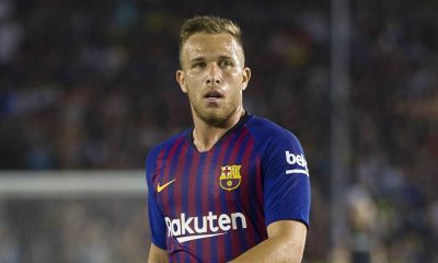 Arthur FC Barcelone
