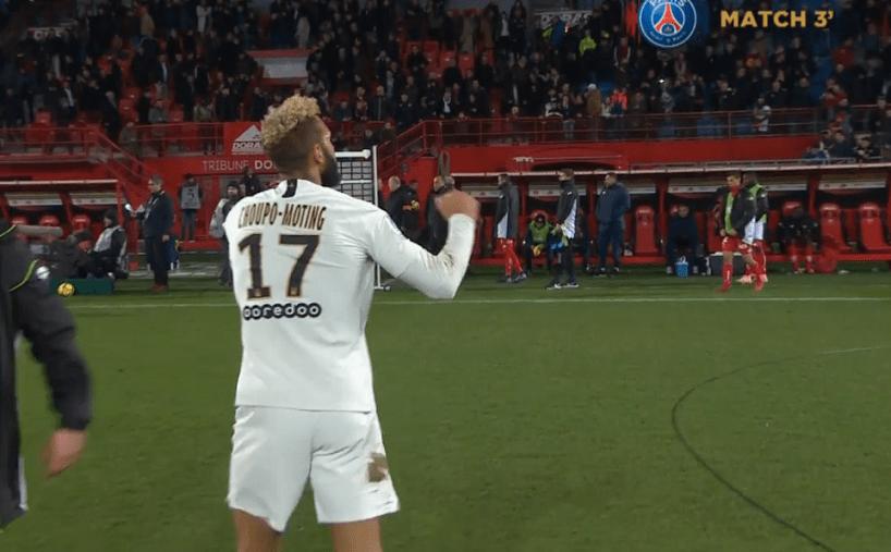 """Les images du PSG ce mardi : victoire à Dijon """"ensemble"""""""