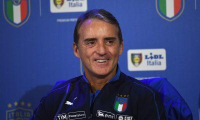 """Mancini: """"Quand Marco Verratti a le ballon, c'est extraordinaire. Je suis heureux pour lui"""""""