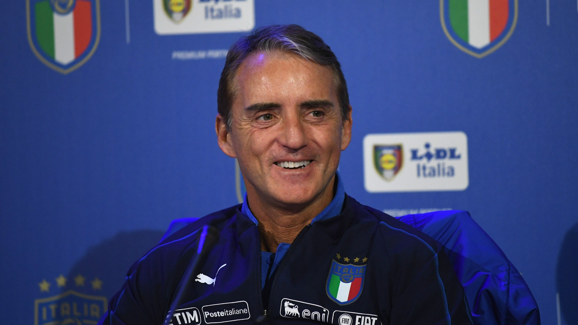Roberto Mancini Italie