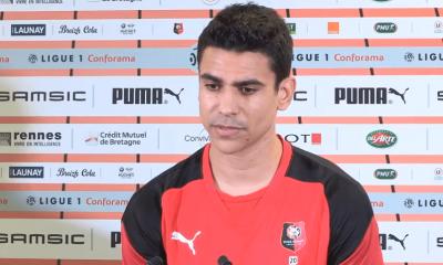 """Rennes/PSG - André """"C'est de la folie...On a eu la réussite qu'il fallait"""""""