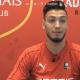 """Rennes/PSG - Bensebaini """"Quand on est favoris on ne gagne pas. Là on n'est pas favoris, on va la gagner"""""""