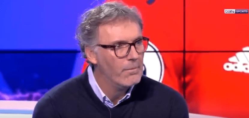 Laurent Blanc revient sur le problème avec Aurier et donne un conseil au PSG