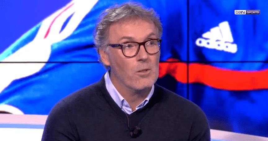 Laurent Blanc donne son avis sur l'évolution et le potentiel de Kimpembe