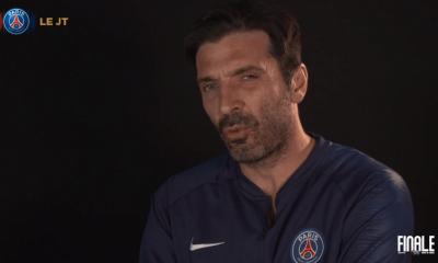 """Rennes/PSG - Buffon """"Même si nous sommes dans la peau du favoris pour cette finale, les chances de victoire sont quasi équivalentes."""""""