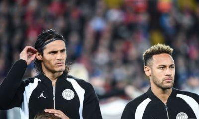 Cavani et Neymar ne sont pas sûrs d'être pour être la finale de Coupe de France, indique Le Parisien