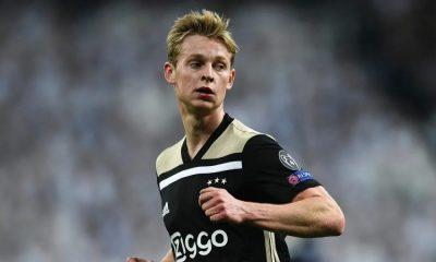 """Mercato - Frenkie De Jong s'exprime sur son transfert raté au PSG """"vraiment une bonne option"""""""