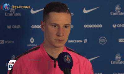 """PSG/Strasbourg - Draxler """"On voulait être champion devant nos supporters... On ne méritait pas de gagner"""""""