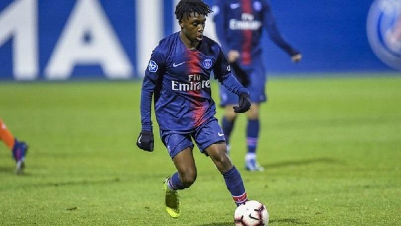 Deux joueurs du PSG convoqués en Equipe de France U18 pour le Tournoi de Porto