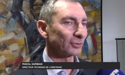 """PSG/Nantes - Pascal Garibian revient sur le """"malentendu"""" entre Rongier et l'arbitre"""