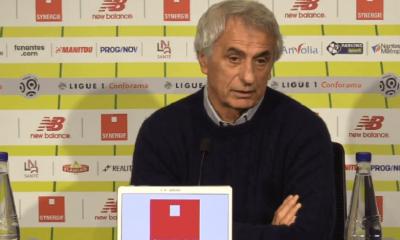 """PSG/Nantes - Halilhodzic """"Si on se prépare parfaitement et qu'on est audacieux, je dis : 'Pourquoi pas ?'"""""""