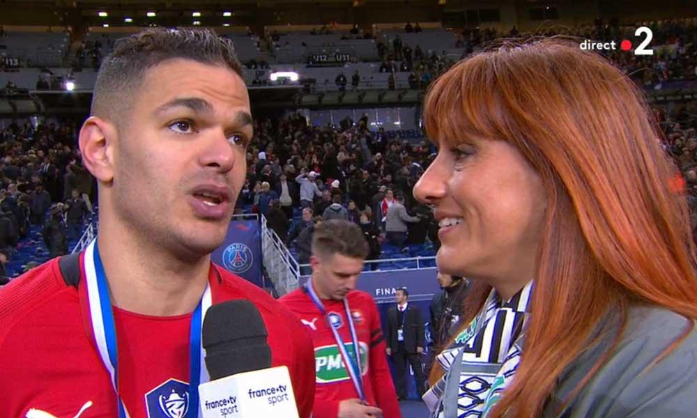 """Rennes/PSG - Le message de Ben Arfa à Nasser """"Il ne faut jamais sous-estimer son adversaire dans la vie, un jour il peut revenir plus fort"""""""