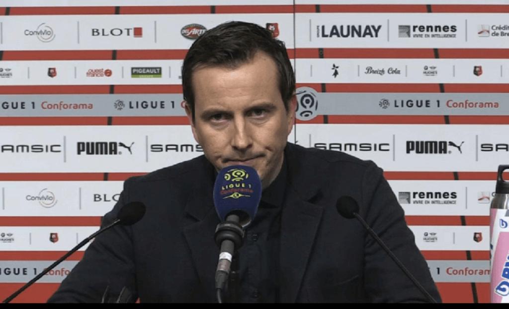 Rennes/PSG - Stéphan «Ça semble déséquilibré au départ, mais on va tout mettre en oeuvre pour faire le meilleur match possible»