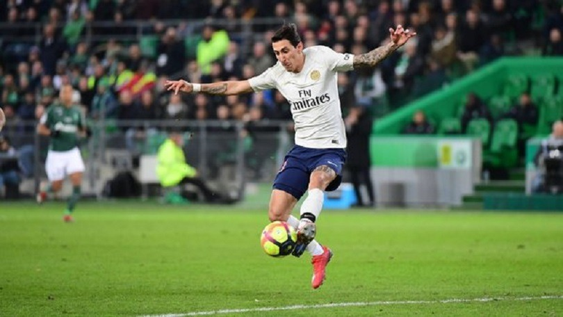 Lille/PSG - Angel Di Maria est forfait, annonce RMC Sport