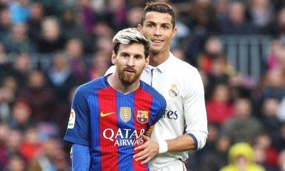 Lionel Messi + Cristiano Ronaldo