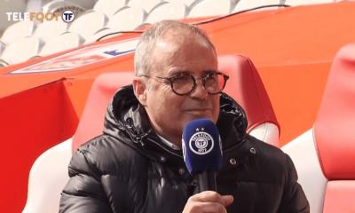 """Lille/PSG - Luis Campos """"Notre équipe est spécialiste en contre-attaque. J'espère que l'on va en profiter aujourd'hui"""""""