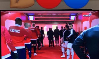 Les images du PSG ce dimanche : encouragements, défaite et puis plus rien