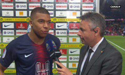 PSG/Monaco - Mbappé affiche sa soif de succès et réaffirme son souhait de continuer avec le PSG