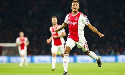 Mercato - David Neres, annoncé dans le viseur du PSG et de la Premier League, coûtera au moins 40 millions d'euros selon The Telegraph