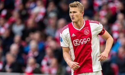"""Mercato - De Ligt ira """"au Bayern Munich ou au FC Barcelone"""", annonce l'entraîneur de l'Ajax Amsterdam"""