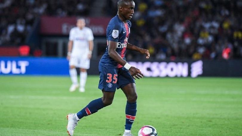 Mercato - Le PSG ouvert aux départs de plusieurs Titis, dont N'Soki, Diaby et Nkunku, d'après RMC Sport